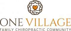 One Village Chiropractic Logo
